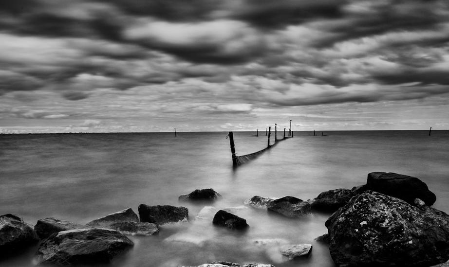 el día de la extraña marea