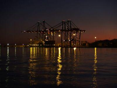 Desde el puerto